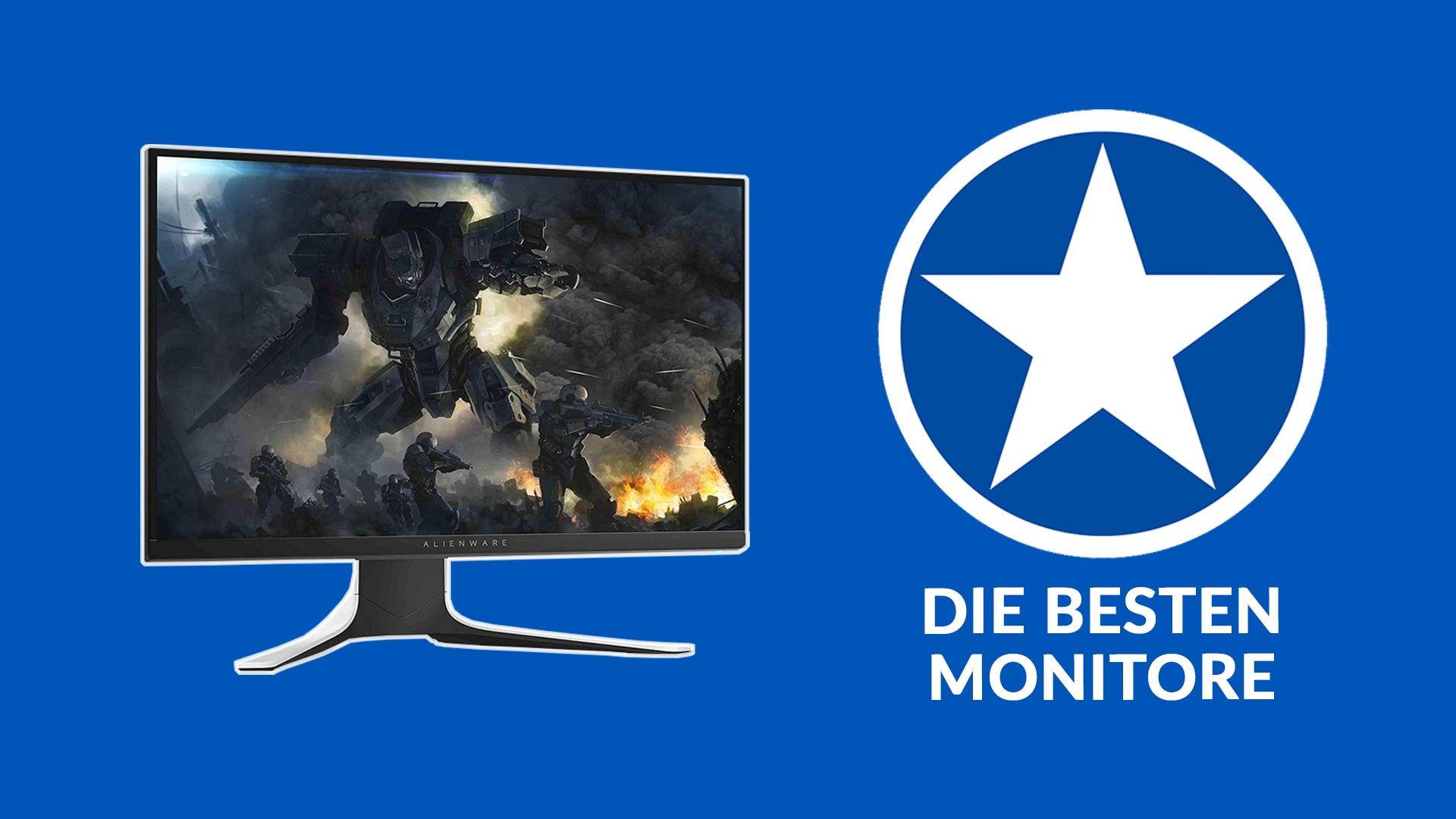 Die besten Gaming-Monitore im Vergleich - Full HD, WQHD und 4K