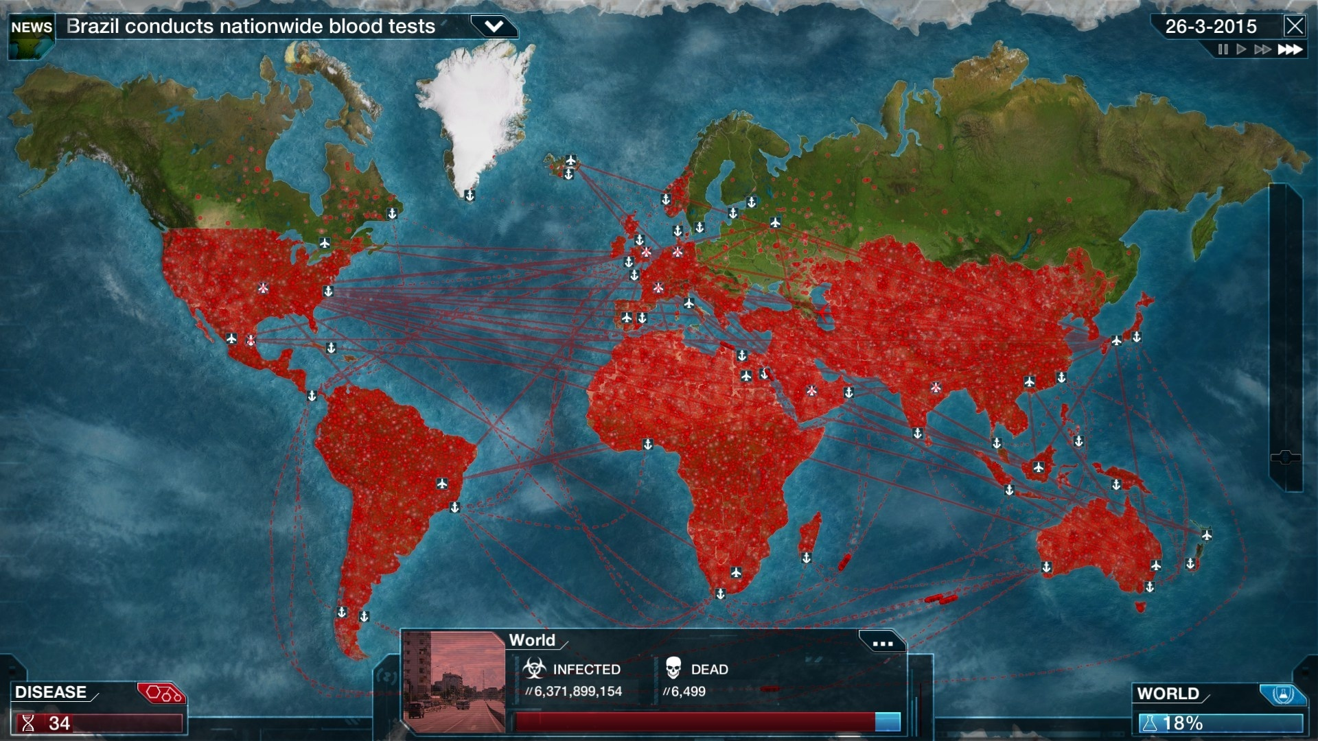 Plague Inc Strategie