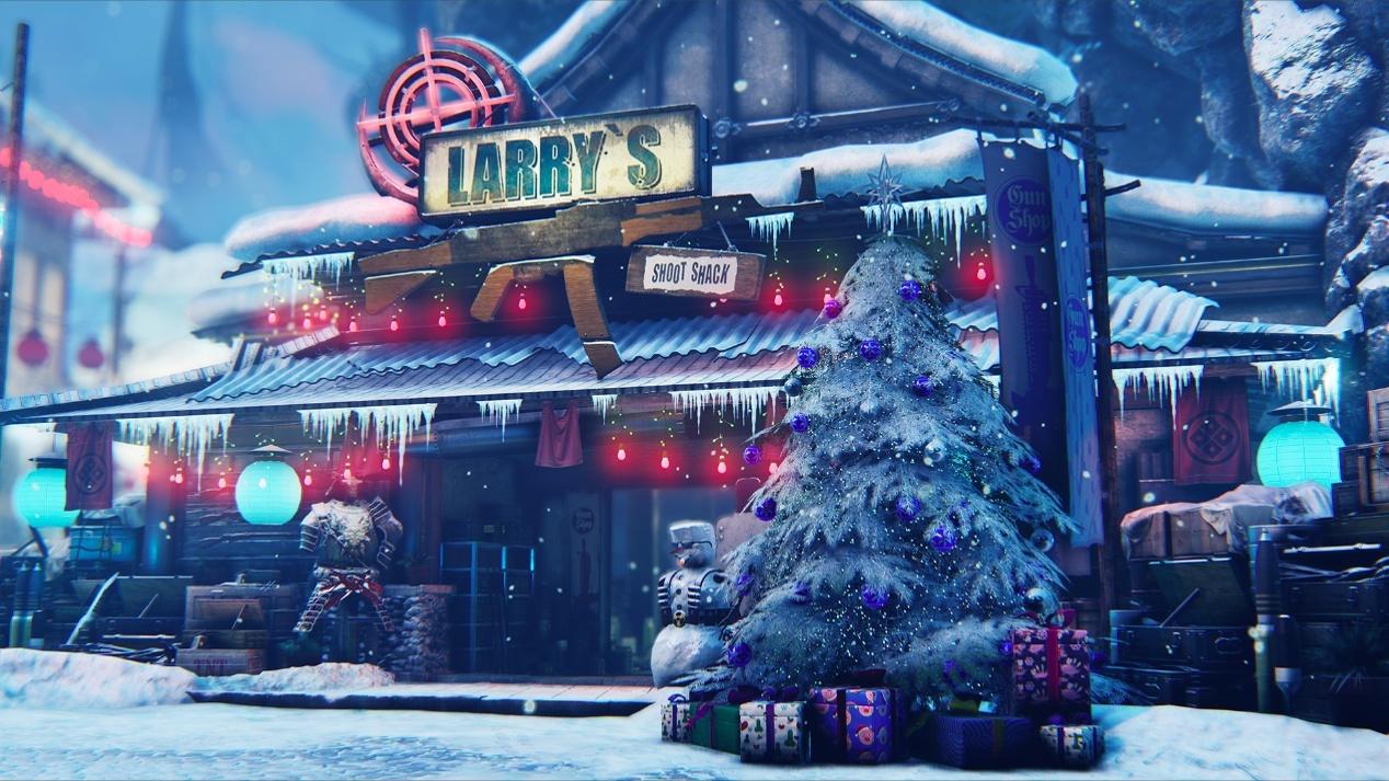 Shadow Warrior 2 - Weihnachts-Event mit Ninjas und Santa-Claus-Dämonen - GameStar
