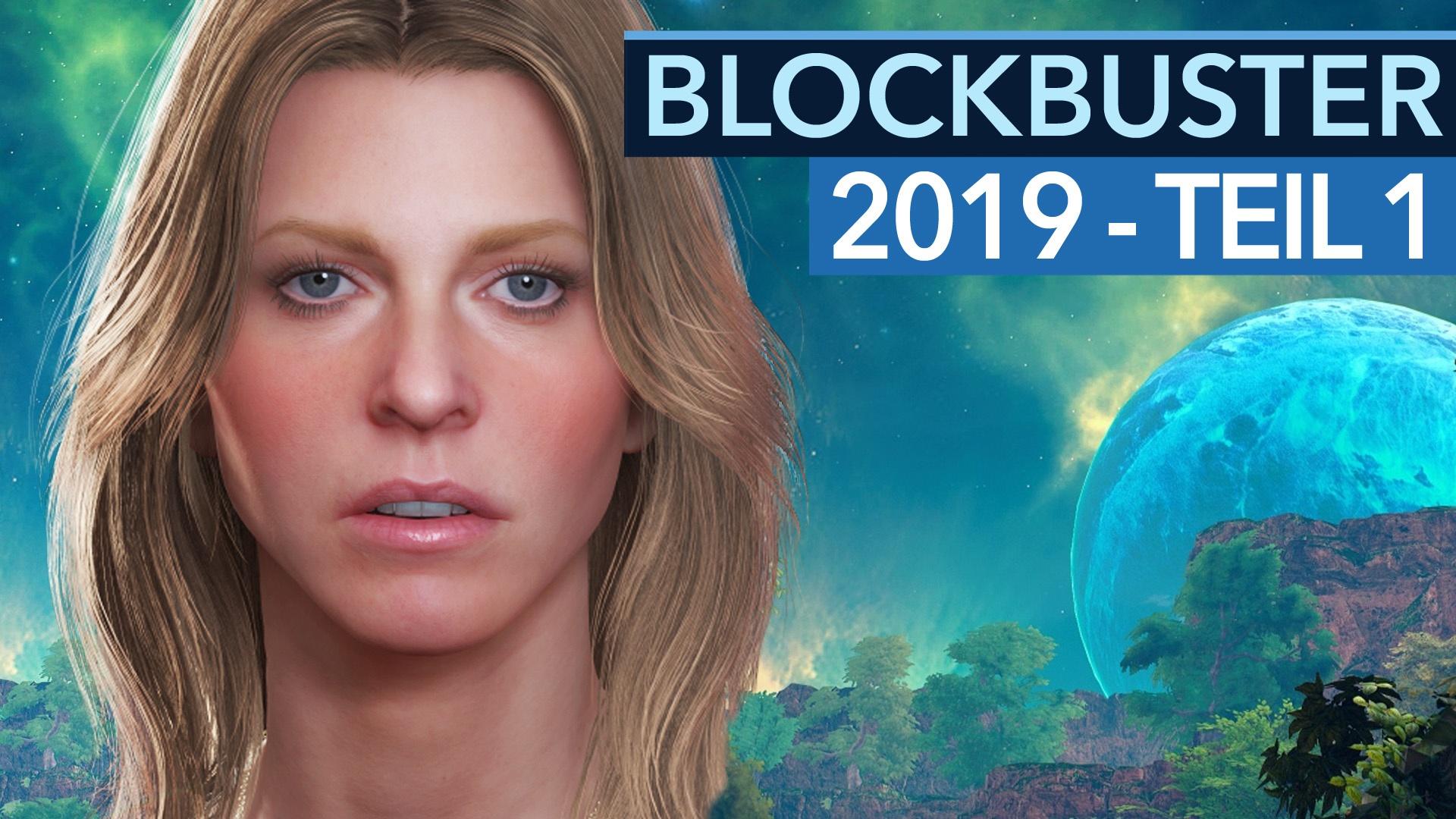 Blockbuster Spiel