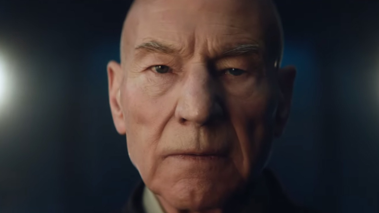 Star Trek: Picard - Trailer zur neuen TV-Serie bringt Jean-Luc Picard zurück
