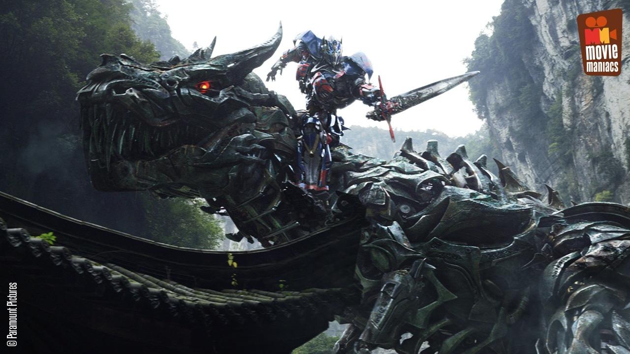 Transformers 4 - Erste Bilder der Dinobots im Trailer