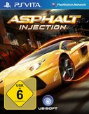 Cover zu Asphalt Injection - PS Vita