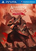 Cover zu Assassin's Creed Chronicles: Russia - PS Vita