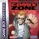 Cover zu Comix Zone - Game Boy Advance