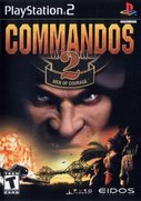 Cover zu Commandos 2 - PlayStation 2
