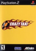 Cover zu Crazy Taxi - PlayStation 2