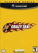Cover zu Crazy Taxi - GameCube