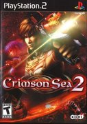 Cover zu Crimson Sea 2 - PlayStation 2