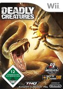 Cover zu Deadly Creatures - Wii
