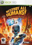 Cover zu Destroy all Humans! Path of Furon - Xbox 360