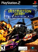 Cover zu Destruction Derby Arenas - PlayStation 2