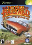 Cover zu Dukes of Hazzard: Return of the General Lee, The - Xbox