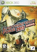 Cover zu Earth Defence Force 2017 - Xbox 360