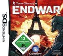 Cover zu Tom Clancy's EndWar - Nintendo DS