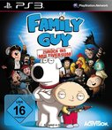 Cover zu Family Guy: Zurück ins Multiversum - PlayStation 3