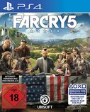 Cover zu Far Cry 5 - PlayStation 4