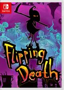 Cover zu Flipping Death - Nintendo Switch
