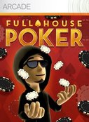 Cover zu Full House Poker - Xbox 360