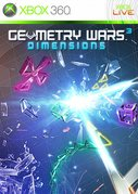 Cover zu Geometry Wars 3: Dimensions - Xbox 360