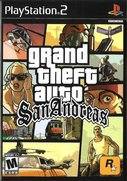 Cover zu GTA: San Andreas - PlayStation 2