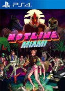 Cover zu Hotline Miami - PlayStation 4