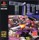 Cover zu hyper 3-D Pinball - PlayStation