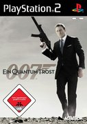 Cover zu James Bond 007: Ein Quantum Trost - PlayStation 2