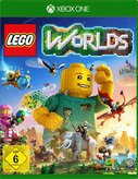 Cover zu LEGO Worlds - Xbox One