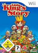 Cover zu Little King's Story - Wii