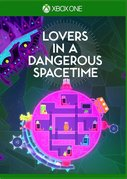 Cover zu Lovers in a Dangerous Spacetime - Xbox One