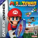 Cover zu Mario Tennis Advance - Game Boy Advance