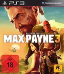 Cover zu Max Payne 3 - PlayStation 3