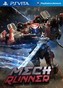 Cover zu MechRunner - PS Vita