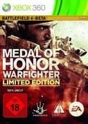 Cover zu Medal of Honor: Warfighter - Xbox 360