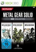 Cover zu Metal Gear Solid HD Collection - Xbox 360