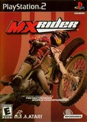 Cover zu MXRider - PlayStation 2