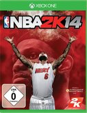 Cover zu NBA 2K14 - Xbox One