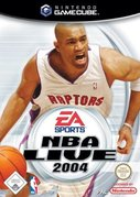 Cover zu NBA Live 2004 - GameCube