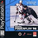 Cover zu NHL Powerplay '96 - PlayStation