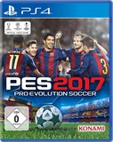 Cover zu Pro Evolution Soccer 2017 - PlayStation 4