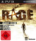 Cover zu Rage - PlayStation 3