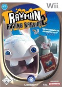 Cover zu Rayman Raving Rabbids 2 - Wii