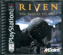 Cover zu Riven: The Sequel to Myst - PlayStation