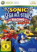 Cover zu Sonic & SEGA All-Stars Racing - Xbox 360