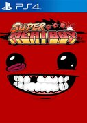 Cover zu Super Meat Boy - PlayStation 4