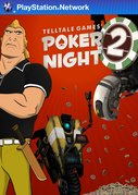 Cover zu Telltale's Poker Night 2 - PlayStation Network