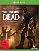 Cover zu The Walking Dead: Season 1 - Xbox One