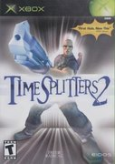 Cover zu Time Splitters 2 - Xbox