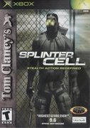 Cover zu Splinter Cell - Xbox